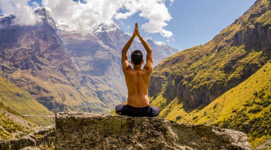 10 day yoga retreat