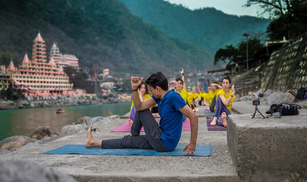 300 Hours Yoga Teacher Training In Rishikesh, India